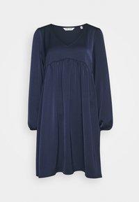 NAF NAF - LAFOL - Day dress - bleu marine - 4