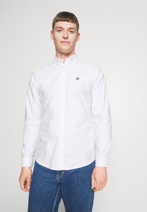 ICON OXFORD SOLID - Shirt - white