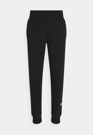 MELVIN PANTS UNISEX - Tracksuit bottoms - black