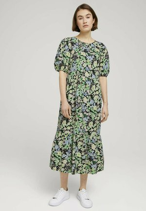 Day dress - flower print