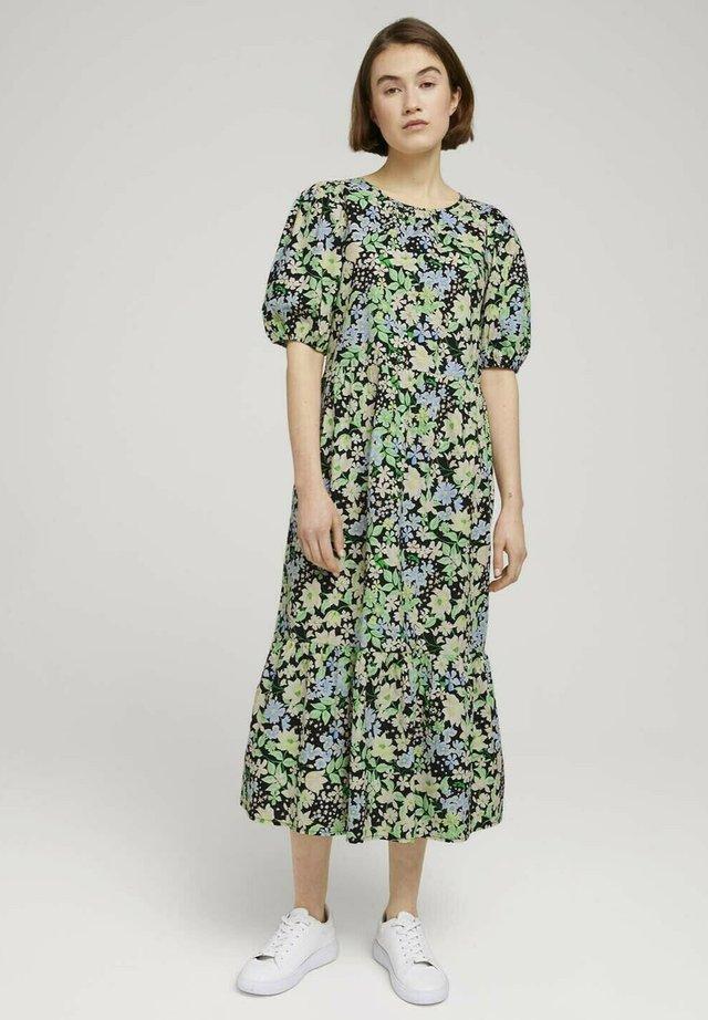 Sukienka letnia - flower print