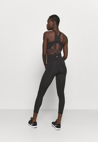 Cotton On Body - LIFESTYLE - Tights - black lazer - 2