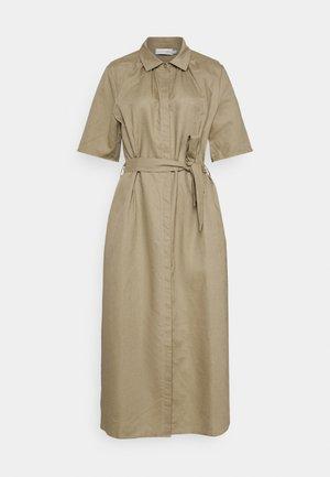 LILO DRESS - Robe chemise - vintage khaki