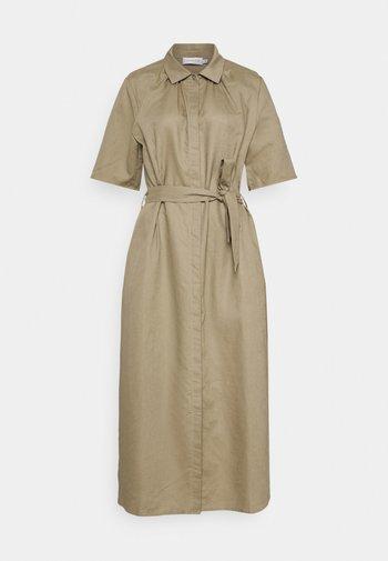 LILO DRESS - Shirt dress - vintage khaki