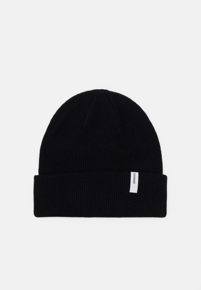THE BEANIE  - Mössa - black