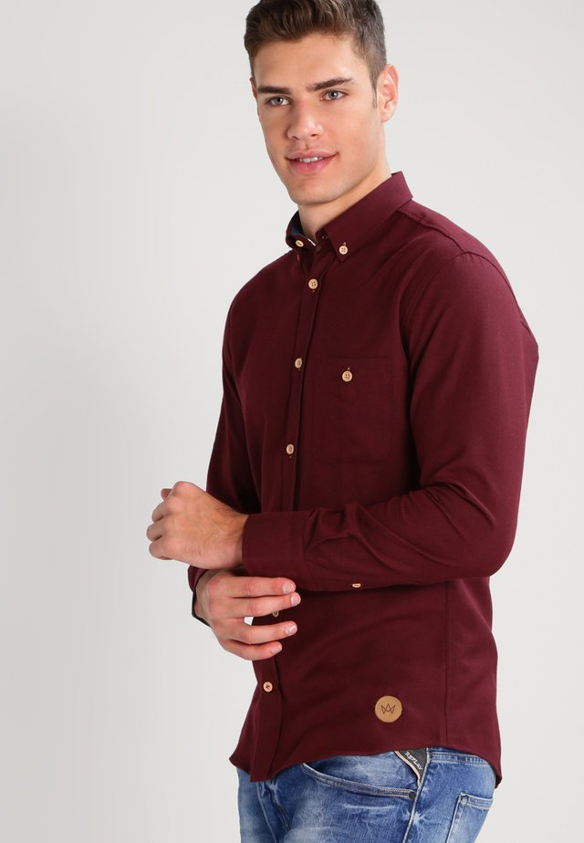 DEAN  - Shirt - bordeaux