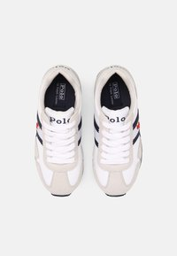 Polo Ralph Lauren - KELLAND UNISEX - Trainers - white/light grey/navy/red - 3