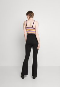 BDG Urban Outfitters - CROCHET BRA TOP - Top - pink - 2