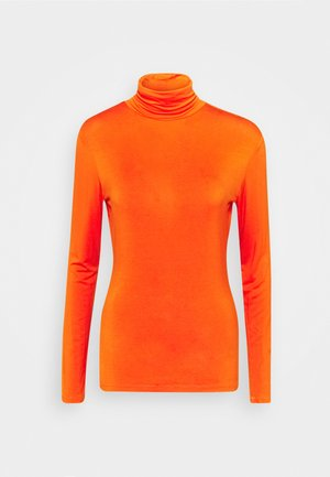YOKO ROLLNECK - Long sleeved top - cherry tomato