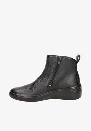 Kotníková obuv - zwart