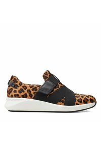Clarks Unstructured - Trainers - leopard print - 3