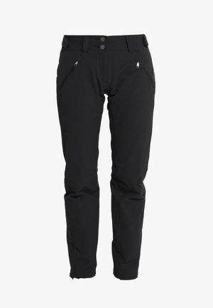 WOMEN'S SKOMER WINTER PANTS - Outdoor trousers - black