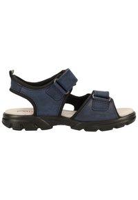 Superfit - Walking sandals - blue/black - 5
