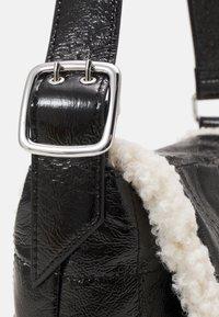 Topshop - SHOULDLER - Across body bag - black - 4