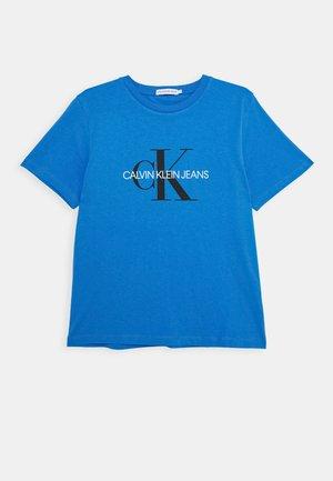 MONOGRAM LOGO UNISEX - Print T-shirt - blue