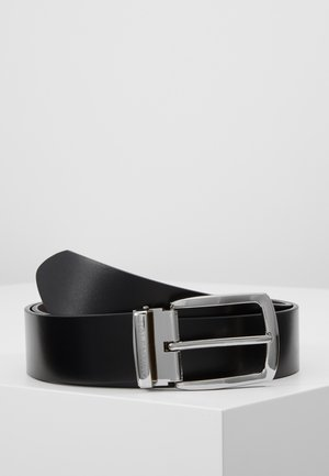 POMY REVERSIBLE BELT SET - Belt - nero/moro