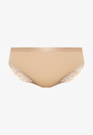 PLUS BACK BOY BRIEF - Slip - desert