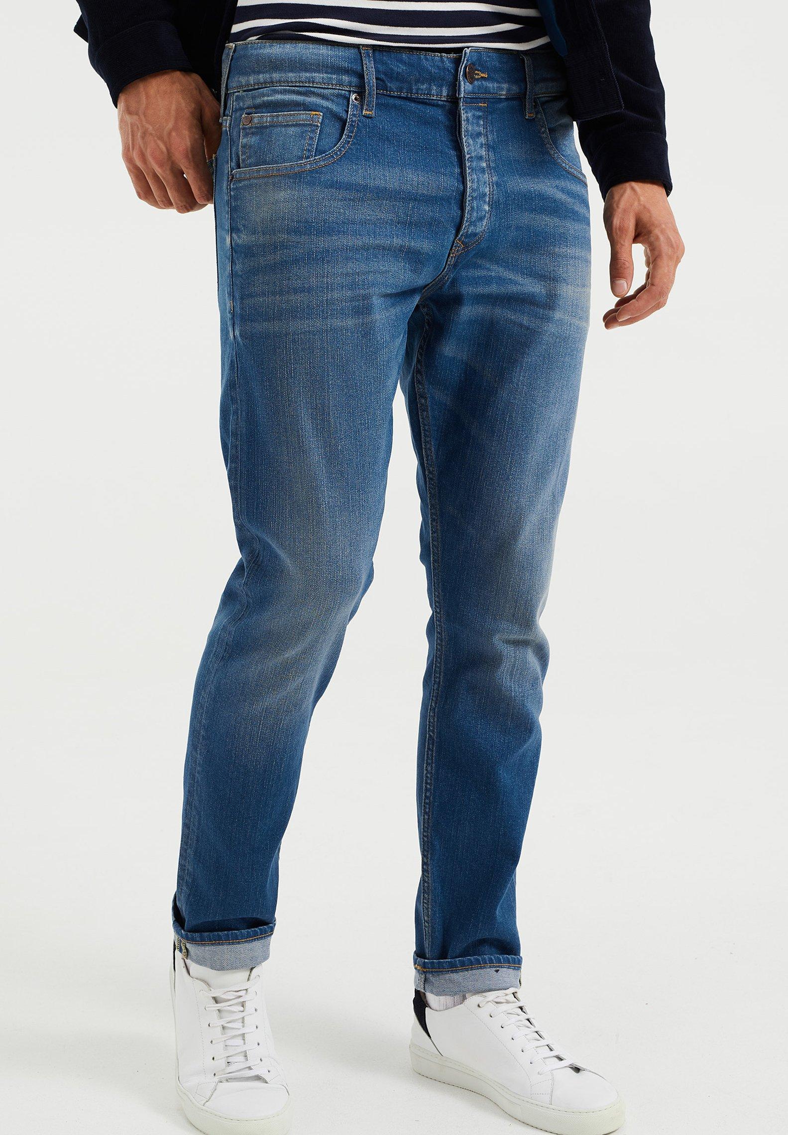 Uomo MET STRETCH - Jeans slim fit