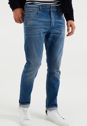 MET STRETCH - Slim fit jeans - blue