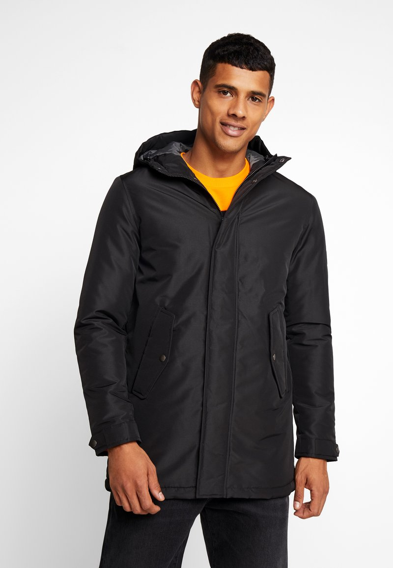 Jack & Jones - JORCLAN - Parka - black