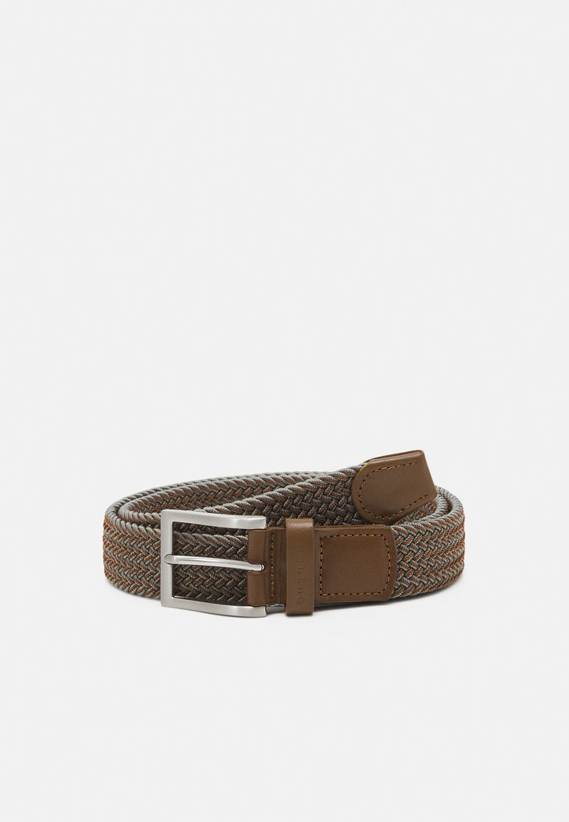 Bugatti - Belt - brown/grey