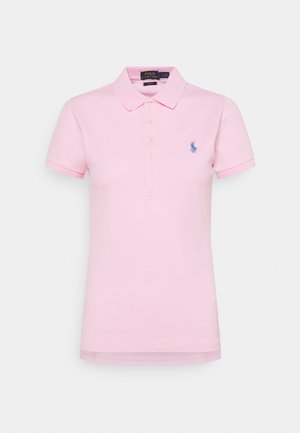 Polo shirt - carmel pink