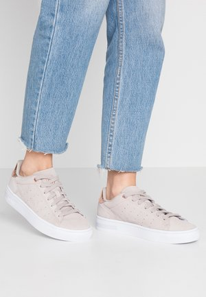 COURT FRASCO - Trainers - silver cloud / rose gold