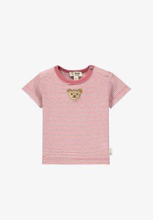 Print T-shirt - holly berry