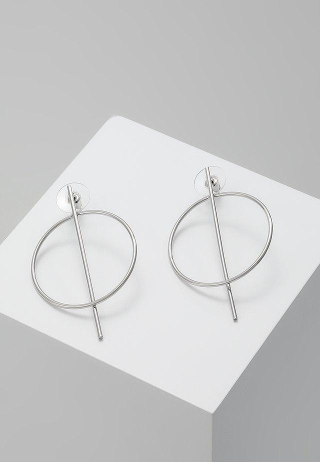 BRISTOL - Earrings - silver-coloured