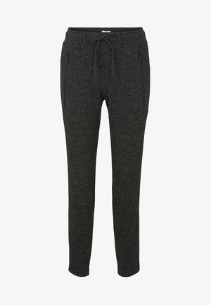 MOULINE  - Tracksuit bottoms - grey black