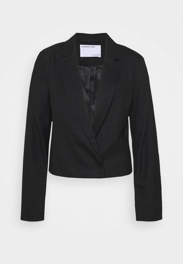 DALLAS CROPPED - Blazer - black