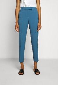 HUGO - HAMIRA - Trousers - dark blue - 0