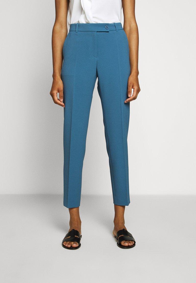 HUGO - HAMIRA - Trousers - dark blue