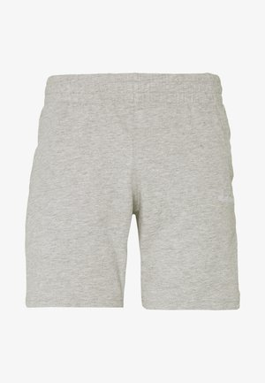 SHORT CORE - Korte broeken - light middle grey melange