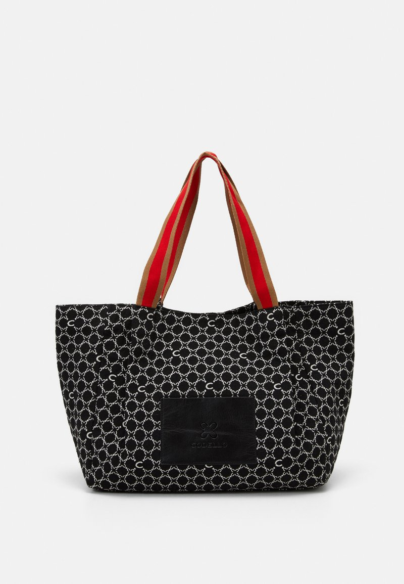Codello - BAGS COLLECTION - Shopping bag - black