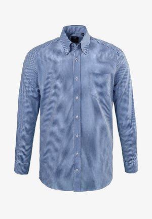 VICHY-KARO - Shirt - blue