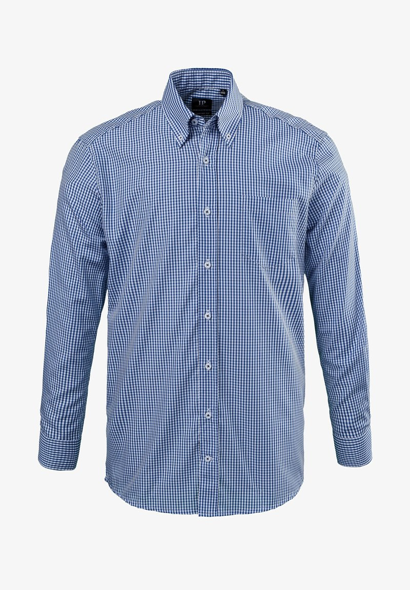 JP1880 - VICHY-KARO - Shirt - blue