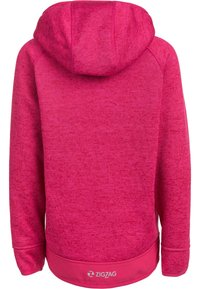 ZIGZAG - Zip-up hoodie - 4053 virtual pink - 9