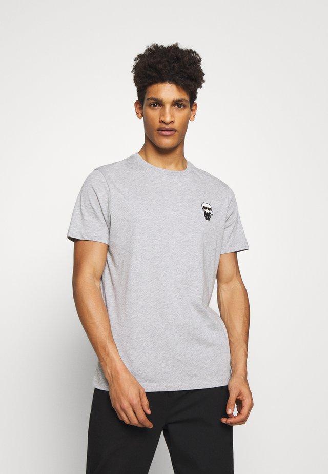 CREWNECK - T-shirt imprimé - grey