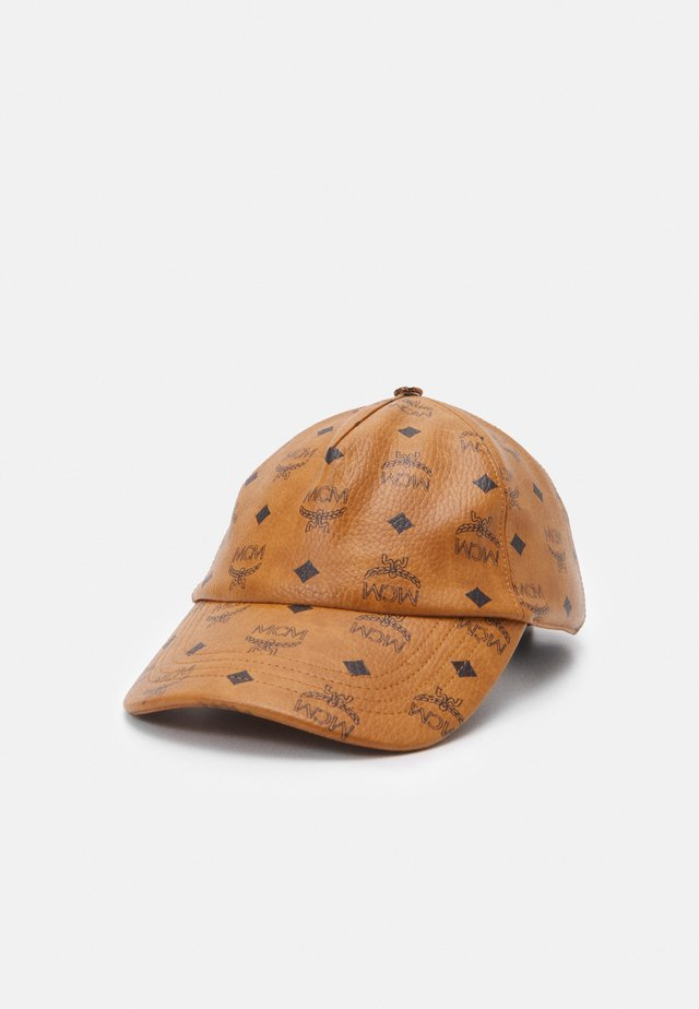 COLLECTION UNISEX - Casquette - cognac