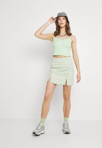 Hollister Co. - CAMI - Top - pastel green - 1