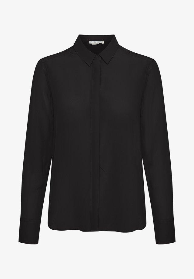 LUCIEIW CLASSIC PREMIUM - Camicia - black