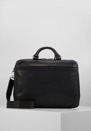MALMÖ BUSINESS BAG - Stresskoffert - black
