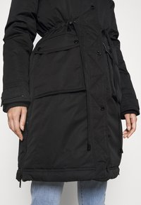 Hollister Co. - ELEVATED DOWN PARKA  - Down coat - black - 6