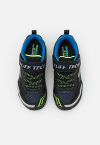 Skechers - HYDRO LIGHTS - Trainers - black/blue/lime - 3