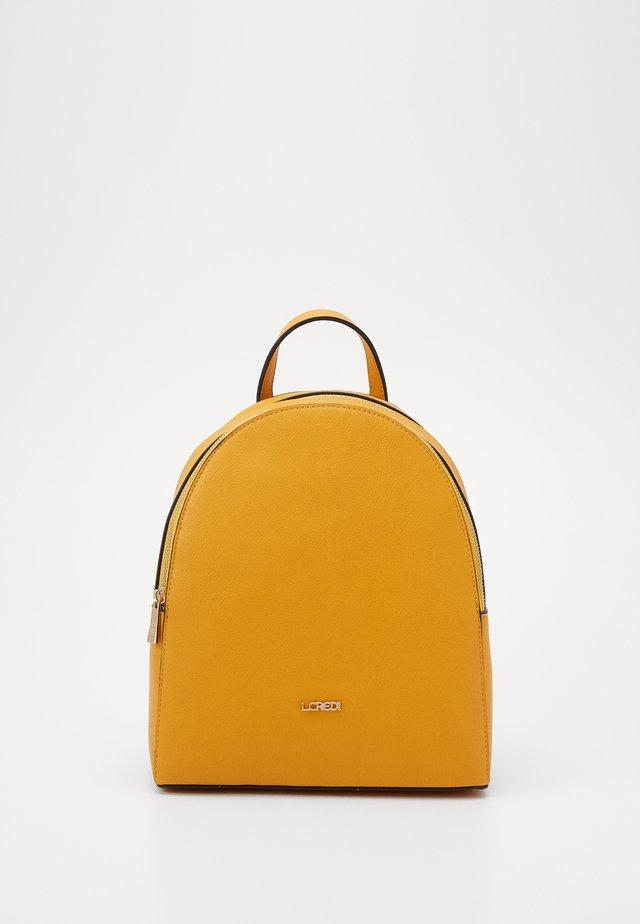 FILIPPA - Plecak - gelb