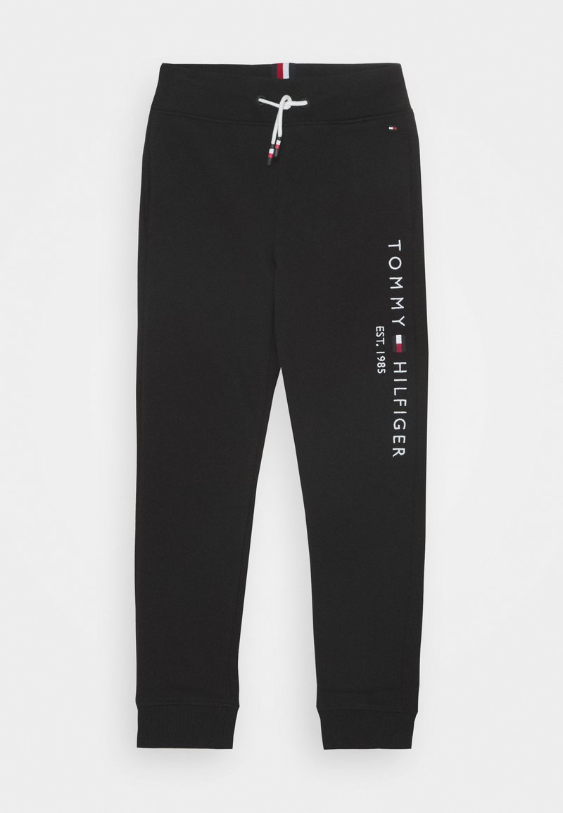 Tommy Hilfiger - ESSENTIAL - Trainingsbroek - black