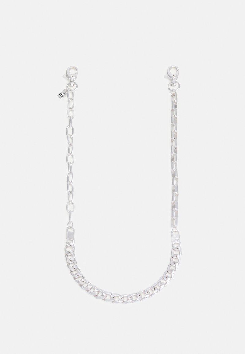 Icon Brand - ALL MIXED UP WALLET CHAIN - Sleutelhanger - silver-coloured