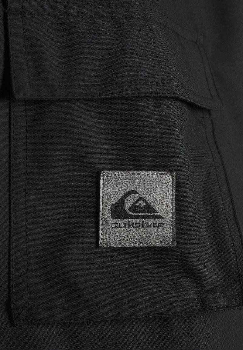 Quiksilver ARRIS - Winterjacke - black/schwarz PsoQC1