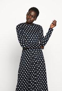 LK Bennett - MARIA - Jumper dress - midnight/ antique cream - 4